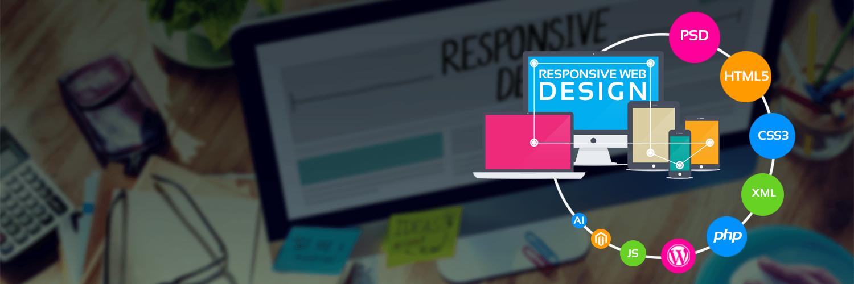 Website Design Home banner