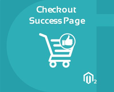 checkout success page