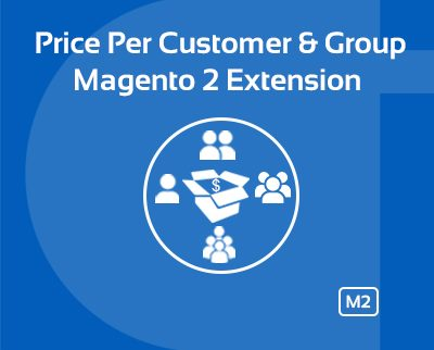 price per customer and group