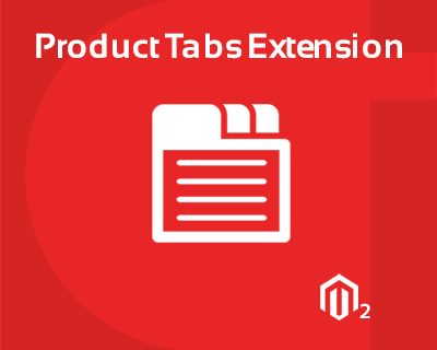 Product Tabs Extension